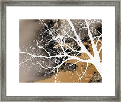 Framed Print featuring the photograph Gettysburg by Cheryl Del Toro
