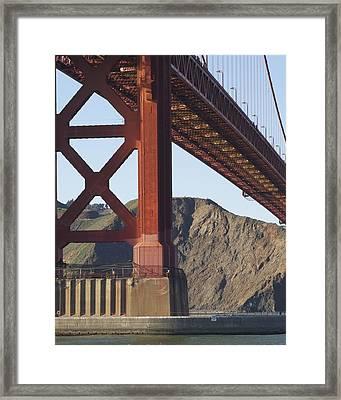GGB Framed Print