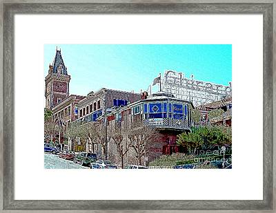 Ghirardelli Chocolate Factory San Francisco California 7d14093 Artwork Framed Print