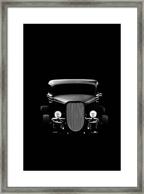 Framed Print featuring the photograph Ghost Of '36 by Aaron Berg