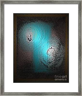 Ghost Stories Enniscoe Nights By Jrr Framed Print by First Star Art