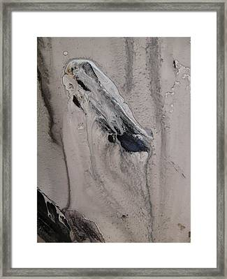 Ghost Story 1 Framed Print