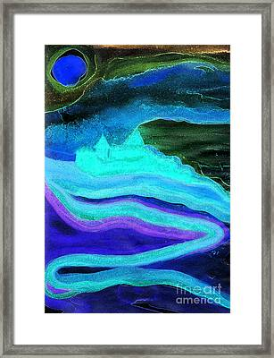 Ghostly Castle By Jrr Framed Print by First Star Art