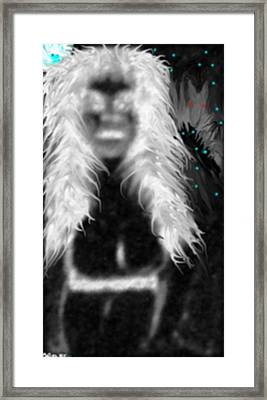 Ghostly Mama Framed Print by  Drake