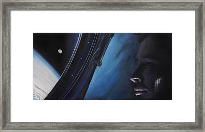 Ghosts Of Gemini Framed Print by Simon Kregar