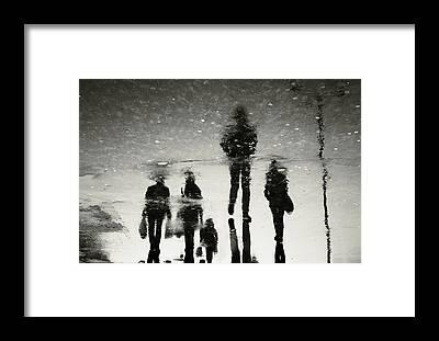 Strange People Framed Prints