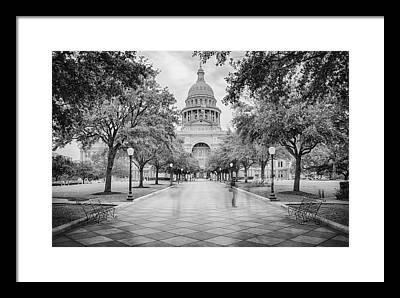 Central Texas Photographs Framed Prints