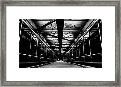 Ghostwalk Framed Print by Rhys Arithson