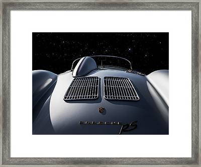 Giant Killer II Framed Print