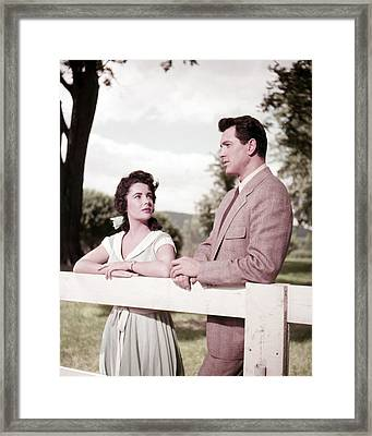 Giant  Framed Print by Silver Screen