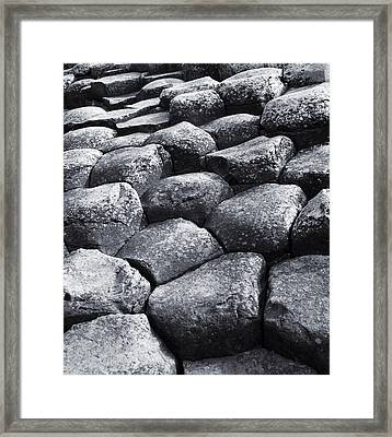Giant Steps Framed Print by Jane McIlroy