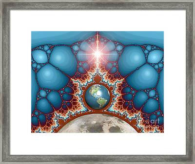 Gift From God Framed Print by Phil Perkins