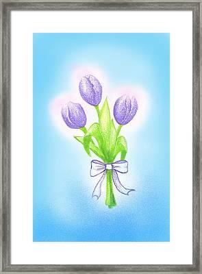 Gift Framed Print