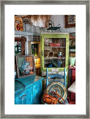 Gift Shop Framed Print