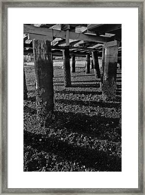 Framed Print featuring the photograph Gig Harbor by Matthew Ahola