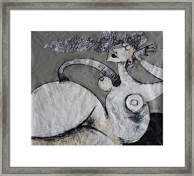 Gigantes No. 13 Framed Print