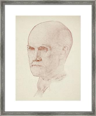Gilbert Murray (1866-1957) Framed Print