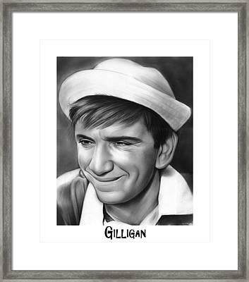 Gilligan Framed Print