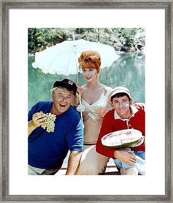 Gilligan's Island  Framed Print by Silver Screen