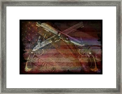 Gimme Back My Bullets Framed Print
