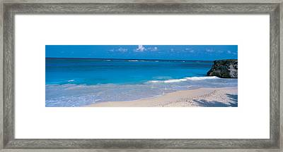 Ginger Bay Barbados Framed Print