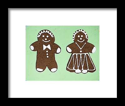 Cookie Framed Prints