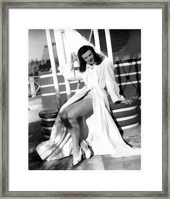 Ginger Rogers Framed Print by Studio Release