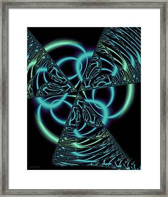 Gingezel 1 The Limit Framed Print