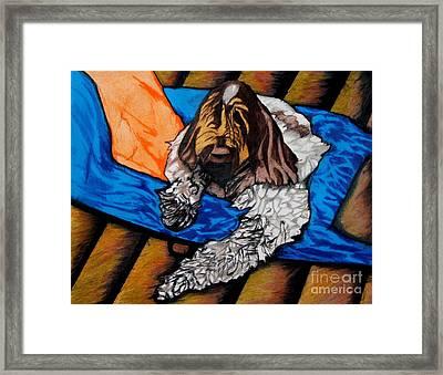 Giorgio Framed Print