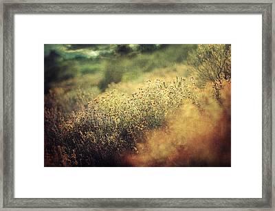 Giorni Framed Print