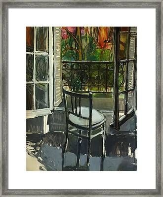 Girardon No 5 Framed Print
