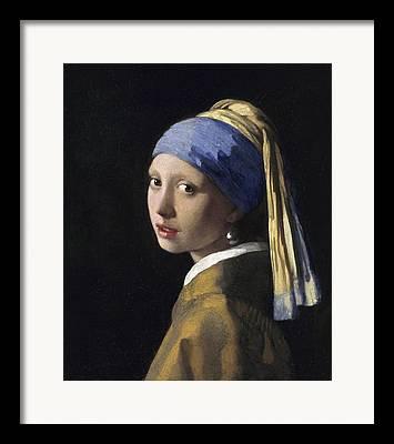 Dutch Master Framed Prints