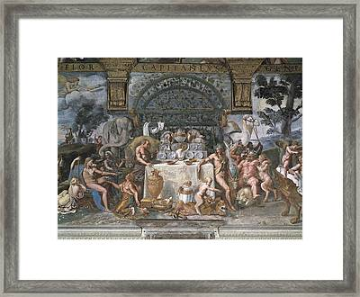 Giulio Romano, Giulio Pippi, Called Framed Print by Everett
