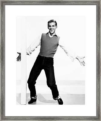 Give A Girl A Break, Bob Fosse, 1953 Framed Print by Everett