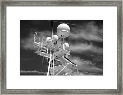 Give Me Guidance Framed Print by Bob Wall