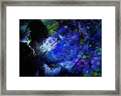 Giving Back Framed Print by Gun Legler