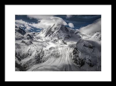 Zermatt Framed Prints
