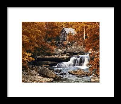 Mills Framed Prints