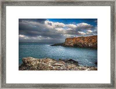 Glanroon West Cork Framed Print