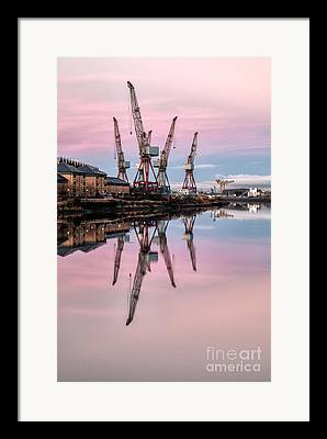 Natral Framed Prints