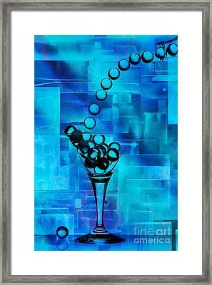 Glass Balls Framed Print by Mauro Celotti