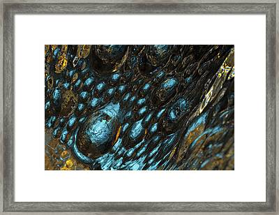 Glass Works 02 Framed Print