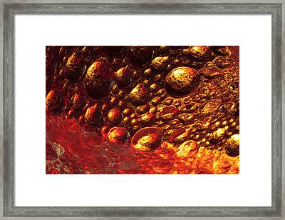 Glass Works 03 Framed Print