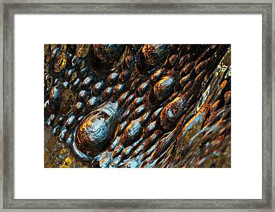 Glass Works 19 Framed Print