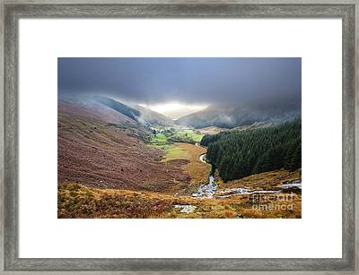 Glenmacnass 1 Framed Print by Michael David Murphy