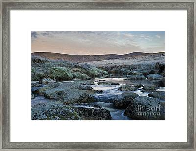 Glenmacnass 3 Framed Print by Michael David Murphy