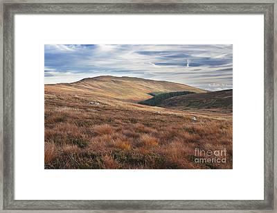 Glenmacnass 4 Framed Print by Michael David Murphy