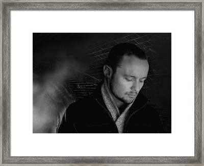Glenn Erland  C # 37 Framed Print