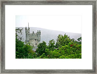 Glenveagh Framed Print by Charlie and Norma Brock