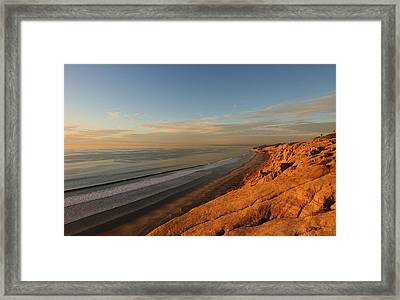 Glider Port Framed Print